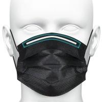 Masque de Protection Anti-Virus Jetable de Qualité Chirurgical - Choix de Couleur - 25 ou 50 Pièces