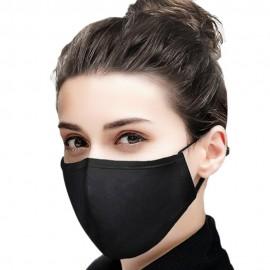 5 pièces - Masques de Protection Respiratoire Réutilisable avec Filtres à charbon - Lavable