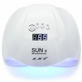 Sèche Ongles Professionnel - Lampe UV pour Manucure Parfaite - Séchage Efficace des Vernis au Gel - 54W