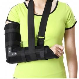 Attelle de Bras - Écharpe de bras pour Immobilisation du Coude Confortable et de Qualité Médicale