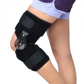 Attelle Articulée de Genou pour Entorse - Fracture - Postopératoire