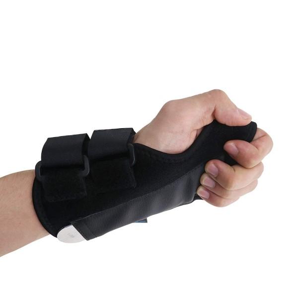Attelle de Poignet Fonctionnelle Unisexe - Entorse - Arthrite - Syndrome du Canal Carpien