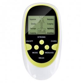 Électrostimulateur TENS - Soulage les Douleurs Musculaires - Tonifie les Muscles - Aide la Relaxation Musculaire