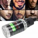 Huile à barbe – 30 ml – Active et Protège les Follicules – Répare les Dommages