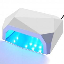 Lampe UV pour Ongle - Séchoir de Manucure LED - 36W