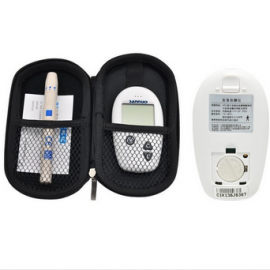 Lecteur de Glycémie - Mini Glucomètre Digital Portable